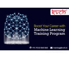 Best Machine Learning Training In Noida @ KVCH