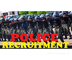 Police  Recruitment