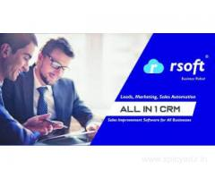 CRM Software in Chennai, Leads, Marketing, Sales CRM Software Solution in Chennai, Bangalore | RSoft
