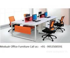 Moduular Office Furniture Manufacturers & Suppliers in Noida