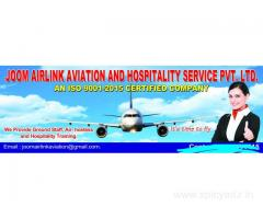 Direct Hiring For Ground Staff & Cargo Dept.