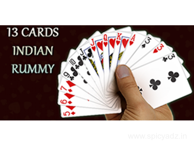 Card games online – eRummy brings you the most exciting one!