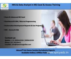 The Best Institute for MIS Training Now In Your Town