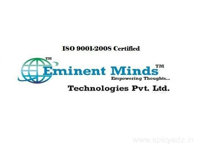 Eminent Minds is Hiring for Data entry - 1