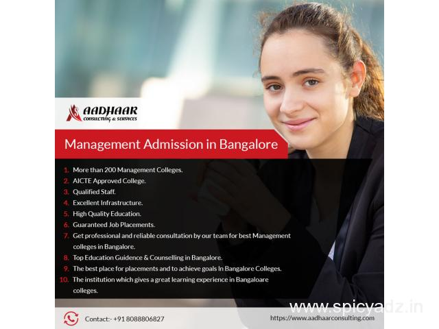 Top Management Colleges in Bangalore and Pune - 1