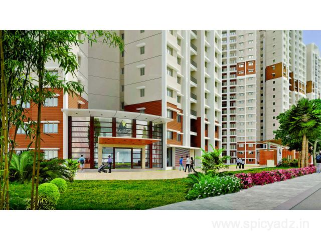 Upcoming Project in Sarjapur Road Bangalore - 1