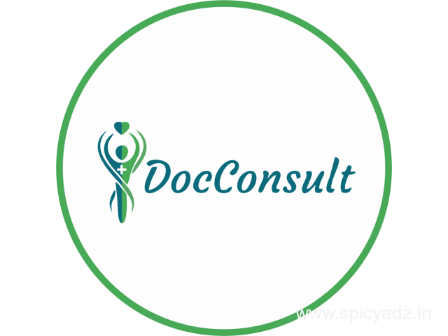 DocConsult Best Health Search Engine for booking doctor - 1