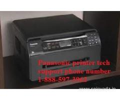 Panasonic Printer Tech Support Number  +1-888-597-3962