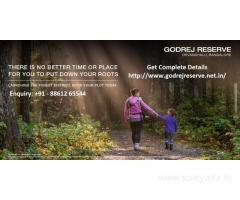 Godrej Reserve Plots For Sale