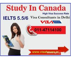 Best Canada Immigration Consultancy in India!