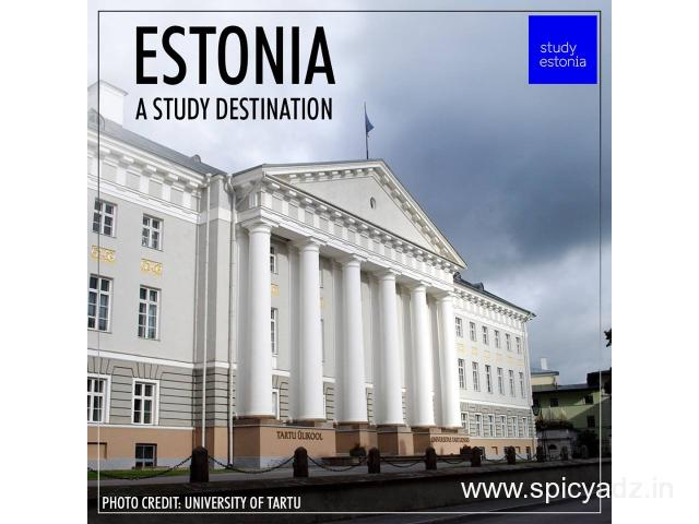 Estonia the new education hub for Indian students   Education   Top colleges & universities - 2