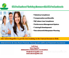 HR Generalist Practical Training Institute in Delhi NCR