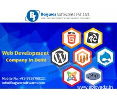 Our Best Attractive and Most Web Development Company in Delhi