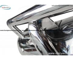 Volvo Amazon USA style bumper (1956-1970) stainless steel