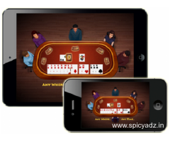 Play with the best and hone your skills in rummy games with eRummy portal!