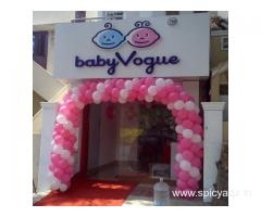 Baby Vogue - 9444943233 Kids shop in Chennai