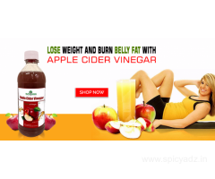 Apple Cider Vinegar For Loosing Heavy Weight