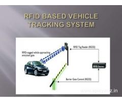 RFID Vehicle Tracking in India