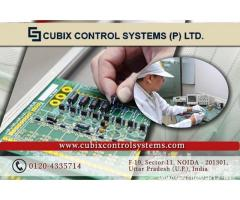 SMT PCB job Work in India - Cubix Control Systems