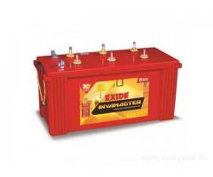 Exide Battery Online Price