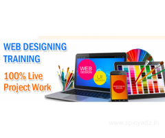 Web Designing Training Course in Ahmedabad