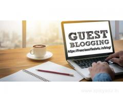 Top Guest Posting & Blog Writing Site: Free Classifieds 4 U Blog