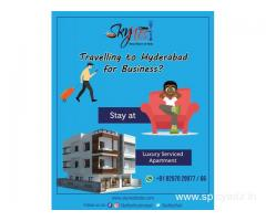 Fully Furnished Service Apartments in Gachibowli | Skynest Service Apartments