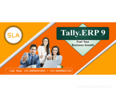 Join The Best Tally Course in Delhi at SLA Consultants India