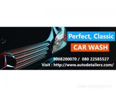 Perfect Car Wash at Autodetailerz, HSR Layout, Bangalore