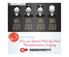Get Gorgeous Looking Hair with Best Hair Transplant Clinic in Delhi