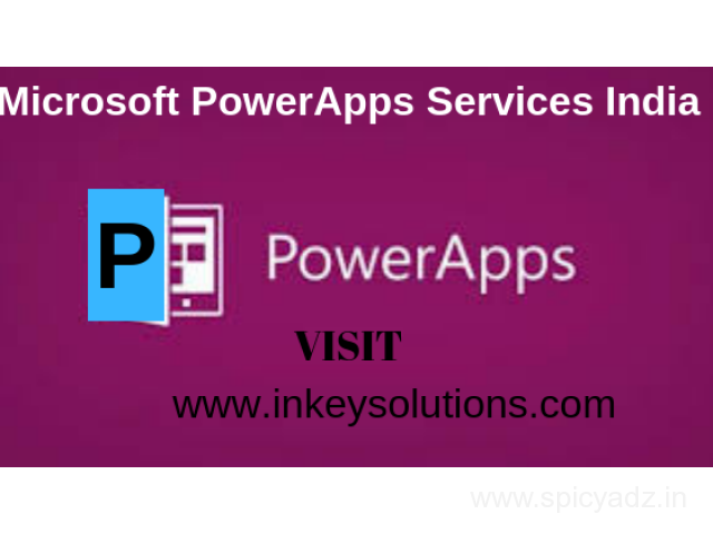 Microsoft PowerApps Services India
