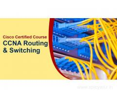 Best CCNA Routing and Switching Certification Training in Gurgaon