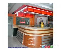 Business class hotels in Trichy