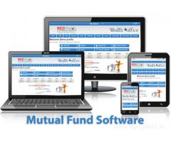 This MF software will show growth and dividend scheme difference on one report