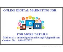 Job offer for housewives & students- work from home!!