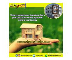 Luxury Service Apartment in Hyderabad | Fully Furnished | Skynest Service Apartments