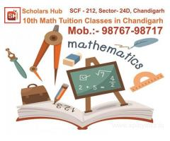10th Math Tuition Classes in Chandigarh