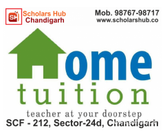 Home Tuitions in Chandigarh Mohali