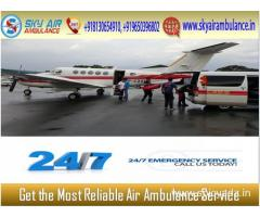 Select Air Ambulance in Bhopal with Qualified MD Doctor