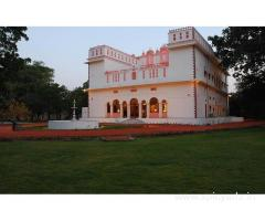 Get WelcomHeritage Bijayniwas Palace in,Bijaynagar with Class Accommodation.