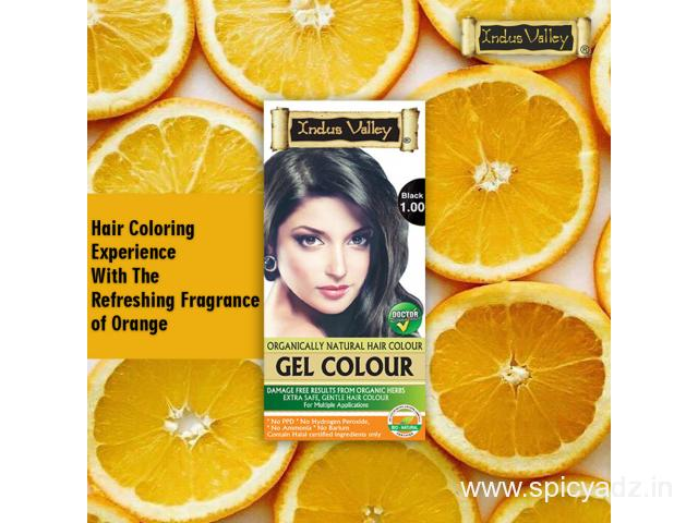 Buy Organic Hair Colour online at best price in india - 1
