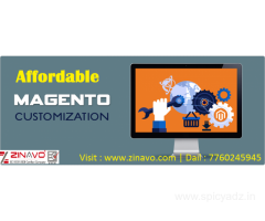 Affordable Magento Customization Services