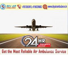 Use Air Ambulance in Delhi with an Exceptional Medical Facility