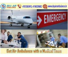Choose a Low-Budget Emergency Air Ambulance in Mumbai