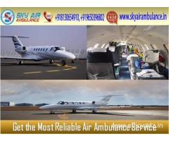 Utilize Air Ambulance from Chennai with Trusted Medical Team