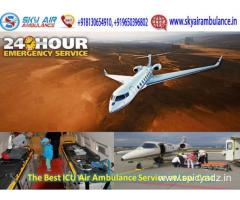 Select Top Grade Air Ambulance Service in Pondicherry