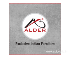 Buy Dressing Tables Online at Best Prices in India | Dressing Stool | Alder