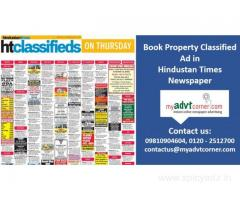 HT Estate Advertisement Booking Online