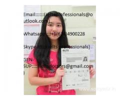 BUY Registered/Legit IELTS/pte/NEBOSH without exams/test in australia,india,canada(Whatsapp:+1(614)4