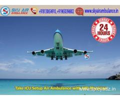 Get Reliable and Safe Air Ambulance Services in Mumbai